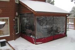 Folie cristal protectie pe timp de iarna